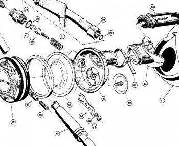 Servis potápěčského vybavení a plnění tlakových lahví