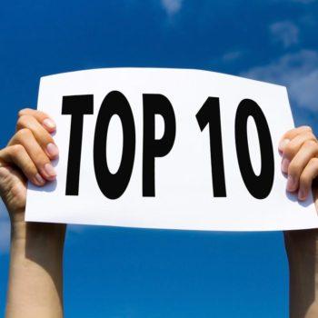 AKCE! TOP 10 NEJPRODÁVANĚJŠÍCH PRODUKTŮ